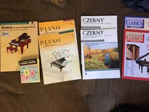 Piano Books and Flashcards in St. Charles, Illinois