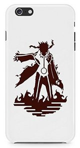 Naruto Fox Chakra Hard Plastic Snap-On Case for iPhone 6 / 6s (NOT FOR PLUS) in Kingwood, Texas