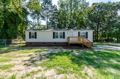 Never Lived In Mobile Home With Permanent Foundation!  505 Greenwood in Camp Lejeune, North Carolina