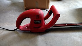 """Electric 18"""" Hedge trimmer in Kirtland AFB, New Mexico"""