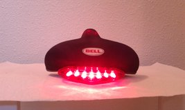 Bell Bicycle Seat with Flashing Rear Light in Alamogordo, New Mexico