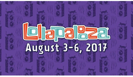 Lollapelooza Tickets in Joliet, Illinois