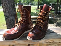 Red Wing Model 877 in Baytown, Texas