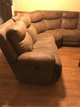 Ashley reclining couch in Fort Campbell, Kentucky