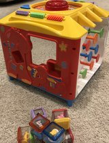 Fisher Price Incrediblock Activity Center in Chicago, Illinois