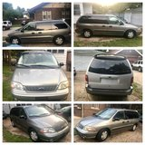 2003 Ford Windstar 140,000 ICE COLD AC $1700 in Joliet, Illinois