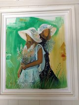 PAINTING INCLUDING FRAME in Morris, Illinois