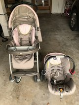 Chico travel system in Bolingbrook, Illinois
