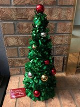 Tabletop Christmas Tree Decoration in Alamogordo, New Mexico