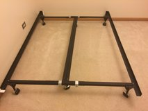 Bed Frame, Full Size, 52.5 X 70.5 in Joliet, Illinois