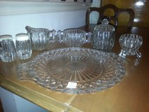 7 Peice Glassware in Fort Campbell, Kentucky