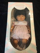 "Diana Collection 20"" Asian Newborn Doll in Okinawa, Japan"