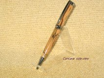 Custom Hand Crafted Pens Concave w/ Olive wood Feature Twist Style Pen in Hopkinsville, Kentucky