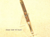 Custom Hand Crafted Pen Eclipse Style Twist Pen w/ Acrylic Feature in Fort Campbell, Kentucky