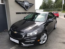 2015 Chevrolet Cruze LTZ.... From ONLY $281 p/month! in Ramstein, Germany