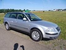 VW PASSAT 2.0  AUTOMATIC 2002 YEAR! FULL EQUIPMENT! in Ramstein, Germany