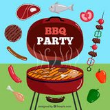 FREE BBQ on Saturday in Stuttgart, GE