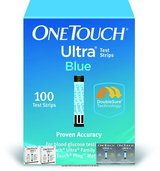(1) 100 Count One Touch Ultra Blue Test Strips New Sealed EXP 12/31/2018 in Lockport, Illinois