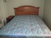 mattress and box spring in Beaufort, South Carolina