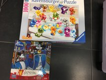 Puzzles in Ramstein, Germany