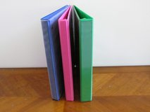 Colored Binders in Lockport, Illinois