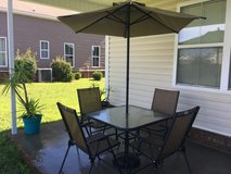 7-piece Patio Set (less than 1 year old) in Warner Robins, Georgia