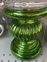 lighted candle stands $12 each in Fort Bragg, North Carolina