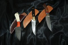 hand made damast steel knives ... in Spangdahlem, Germany