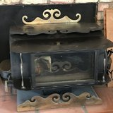 ORLEY WOOD BURNING STOVE in 29 Palms, California