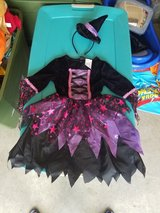 4t/5t girl witch costume in Watertown, New York
