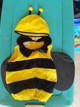 Bumble bee costume firs up to 24 months in Watertown, New York