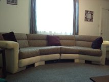 Oreintal Sectional Couch in Fort Campbell, Kentucky