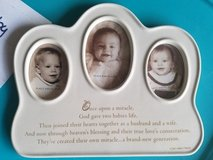 Baby picture frame in Fort Drum, New York