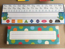 Variety of Classroom Materials: Name Plates, Cut Outs, etc. in Aurora, Illinois