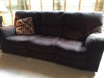 Sofa and loveseat in Aurora, Illinois