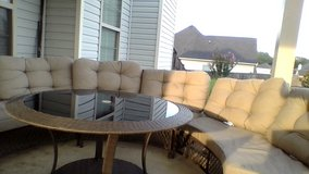 4 pc sectional patio set in Fort Benning, Georgia