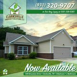 Rent To Own Home-1394 Bruceton Drive, Clarksville TN in Fort Campbell, Kentucky