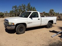 2001 Dodge 2500 3/4 T Pick Up - 360 V8 Gas in Yucca Valley, California