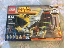 New LEGO Star Wars Naboo Starfighter 75092 Set in 29 Palms, California