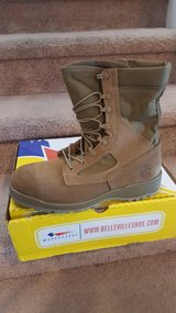 Size 7 and 8 Belleville boots steel toe in Vista, California