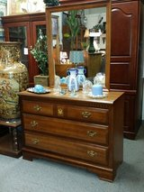 Bassett Dresser w/ mirror in Fort Leonard Wood, Missouri