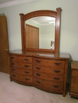 Bedroom Dresser and Nightstand Set in Aurora, Illinois