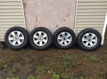 Ford F150 Wheels and Tires in Beaufort, South Carolina