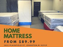 Home Mattress And Furniture - Brand New Mattress Sale And Boxspring in Providence, Rhode Island