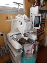 Babylock BMP6 Embroidery Machine in Fort Campbell, Kentucky