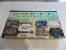 Magna- Hoop Pro Embroidery Hoops in Fort Campbell, Kentucky
