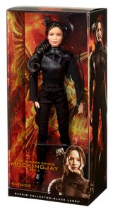 Katniss Everdeen Mockingjay Part 2 Barbie Doll in Conroe, Texas