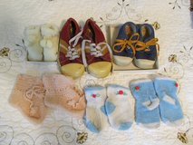 vintage children's booties & shoes in Kankakee, Illinois