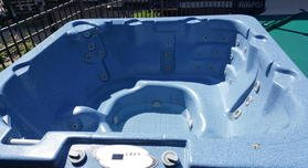Free Hot Tub-Must pickup ASAP in Aurora, Illinois
