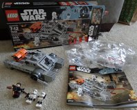 Lego Star wars Imperial Assault Hovertank w/all parts, box and manual in Camp Lejeune, North Carolina